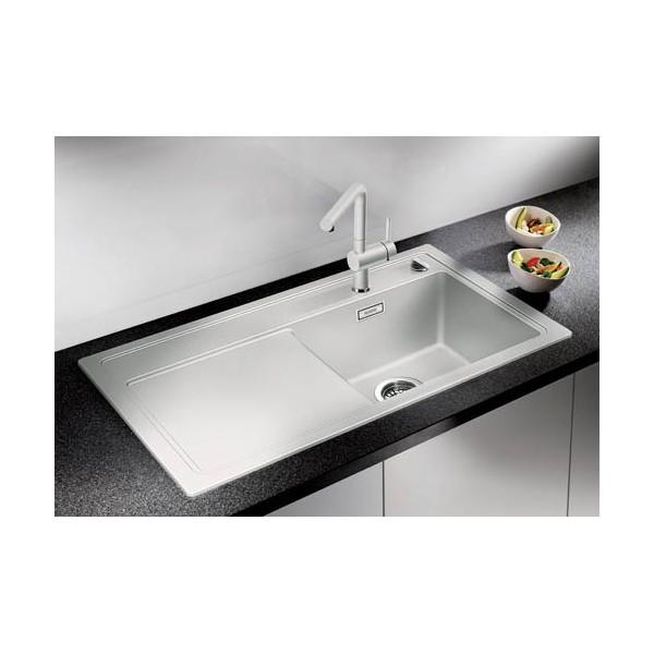 Zlew zlewozmywak Blanco Zenar 45 s lewy  /prawy granitowy  do  wyboru w kolorze: biały , jaśmin, szampan , tarufo , piasek , alumetalic , antracyt , kawowy