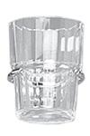 Uchwyt ze szklanką Aqualine JE 310 chrom