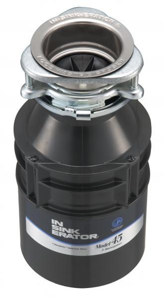 M�ynek do zlewu  do odpad�w m�ynki do zlew�w / rozdrabniacz odpadk�w organicznych ISE Model 45 z syfonem